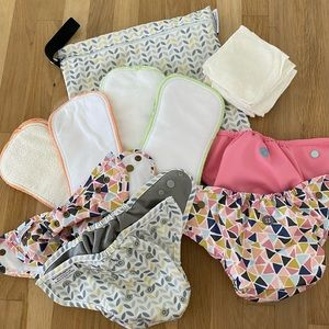 Buttons Diapers Starter Set 💗🚼💗